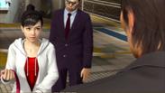 Kanai surprises Haruka for seeing her again.png