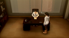 Park informs Haruka that she's going to Tokyo.png