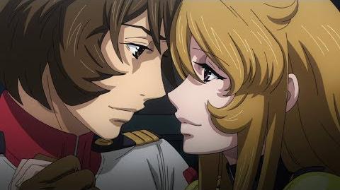 """Space Battleship Yamato 2202 Chapter 7 Music Video, """"Final Yamato, with Love"""""""