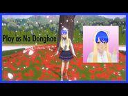 Play as Na Donghae (My OC) - Yandere Simulator