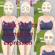 ExpressionMask