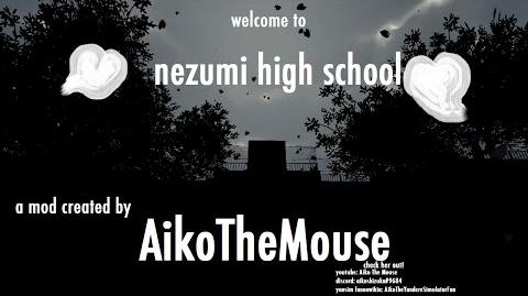 Nezumi High School - Yandere Simulator Mod trailer