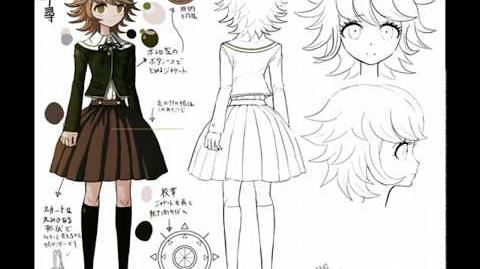Danganronpa Voice Files (Spoilers) - Chihiro Fujisaki