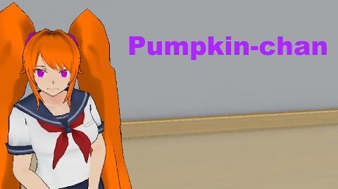 Yandere Simulator Pumpkin-chan