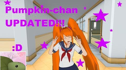 Yandere Simulator Pumpkin-chan Updated