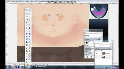 Yandere Simulator - Horror MOD - Texturing the protagonist