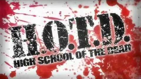 Highschool of The Dead op 1 Full