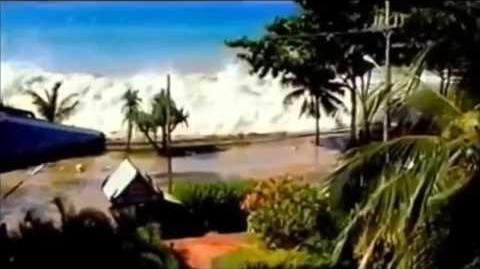 2004 Tsunami Caught On Camera FULL VIDEO