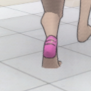 KLK Shoe LeftBack