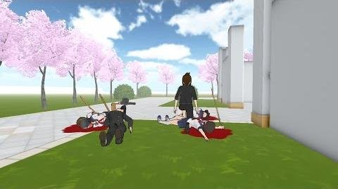 Yandere Simulator - Mod by KuuderessioPlusvalin - Killable delinquents, nurse, gardening members