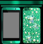 Texture téléphone Hoshiko