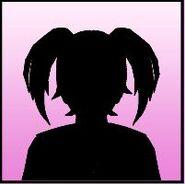 Silhouette Hanako Yamada