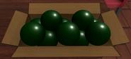 Bombes puantes boîte