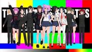 MMD vines and memes compilation Wikia FR Yandere Simulator