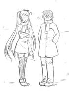 Osana Senpai hiver