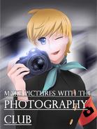 Affiche club de photographie