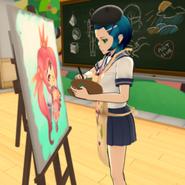Efude Nurimono Painting Art Club