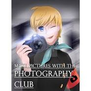 Photography club affiche