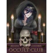 Occult club affiche