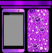 Texture téléphone Kashiko