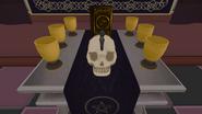 Autel occulte