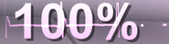 100% - Compteur