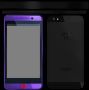Texture téléphone Kokona