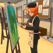 Enpitsu Byoga Painting Art Club