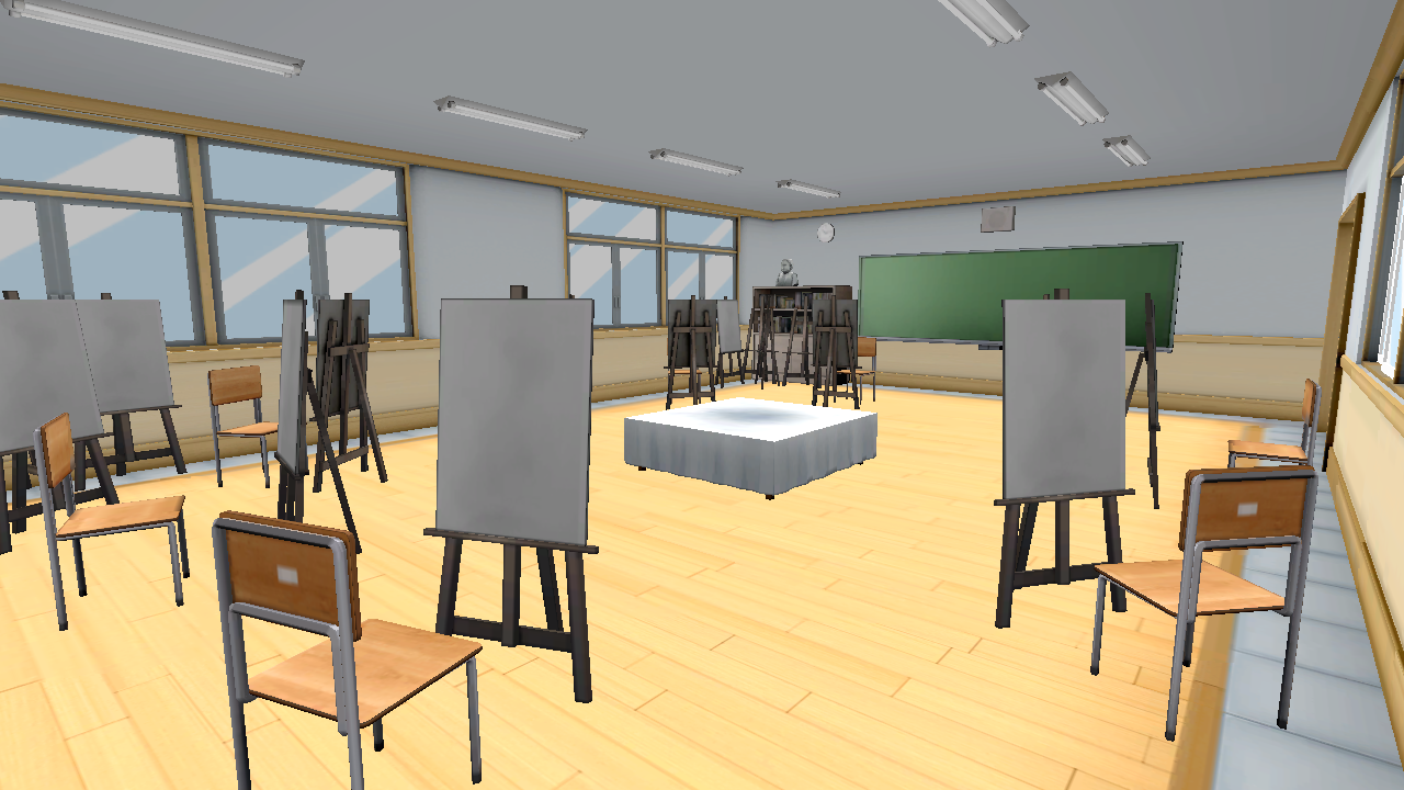 Classe d'arts