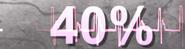 40% - Compteur
