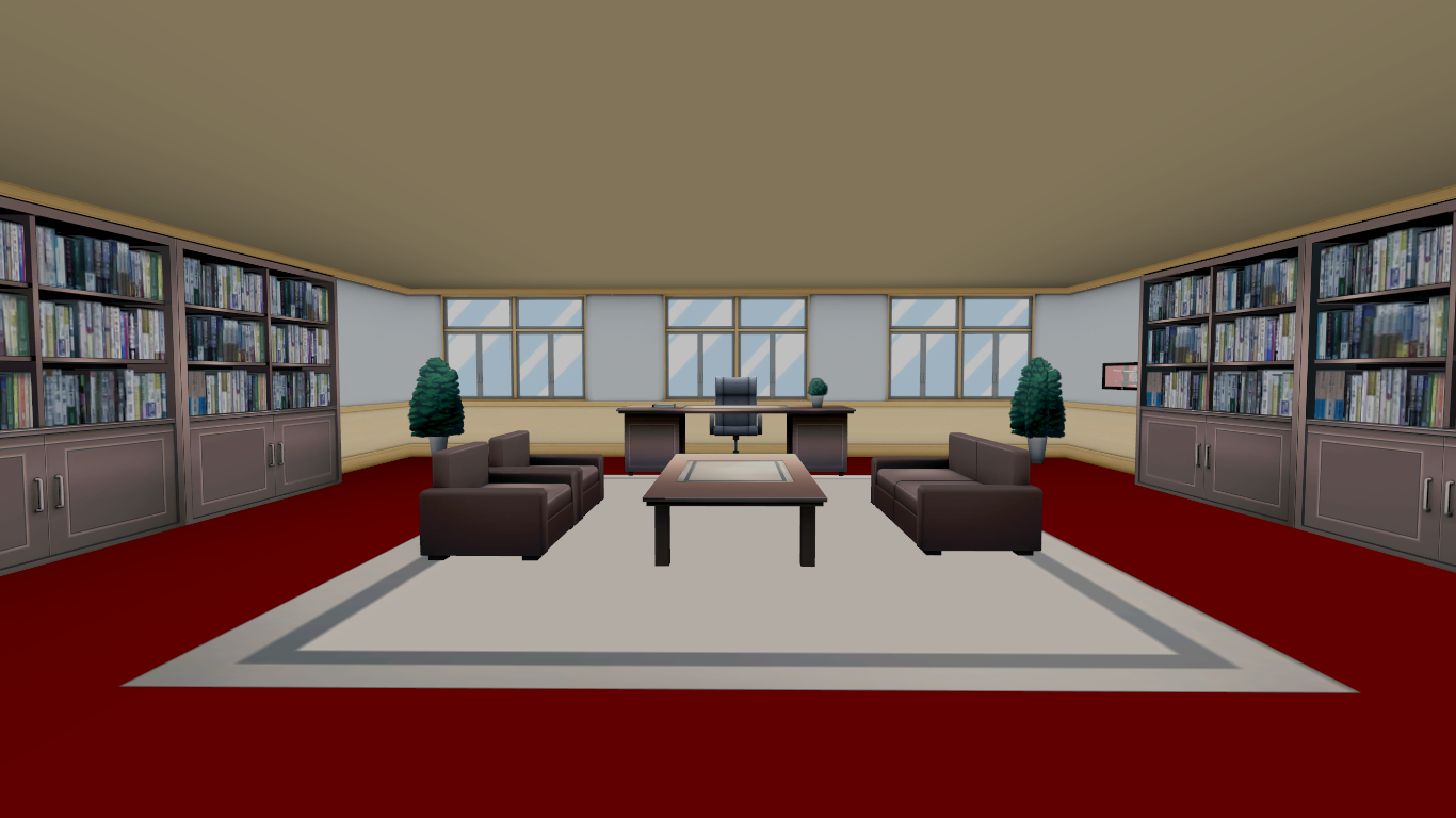 Bureau du directeur