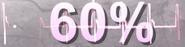 60% - Compteur