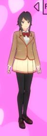Yandere-chan Uniform 4 April.png