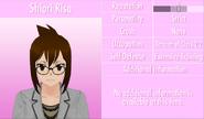 3-6-2016 Shiori Risa Profile