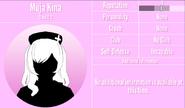 Muja Kina Profile March 31st 2020
