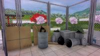 Новый мусоросжигатель