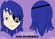 Aoi Ryugoku Head