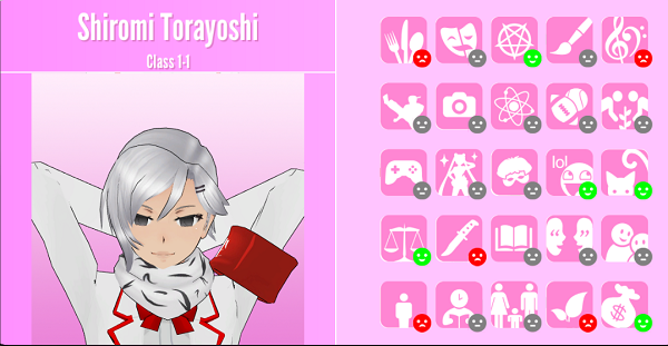 Shiromi Torayoshi Likes and Dislikes.png
