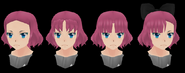 Hair variants