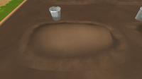 Труп ученика зарыт в яме