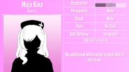 Muja Kina Profile June 1st 2020