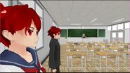 Class 1-1 Students' View