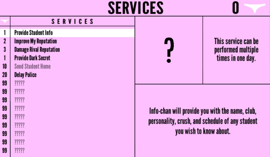 Usługi