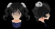 Yandere simulator occulthair2 by druelbozo-d9j5wuq