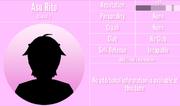 Asu Rito Profile March 14th 2020