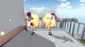 Burning Basu sisters