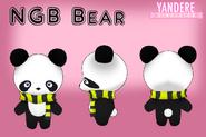 Yandere simulator ngb bear by qvajangel-dcagoy4