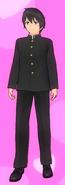Male Uniform 1 April