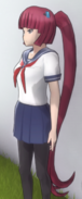 Hair Ayano 127