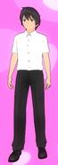 Male Uniform 3 April